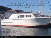 motor boat colvic traveller