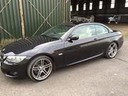 Bmw Only 23856 miles 2011 BMW BLACK 325i M Sport Auto Convertible Full